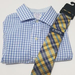Brooks Brothers Classic Oxford Gingham Shirt